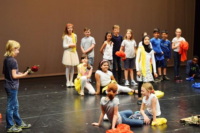 TUSCH - Oper mit der Albert-Schweitzer-Schule